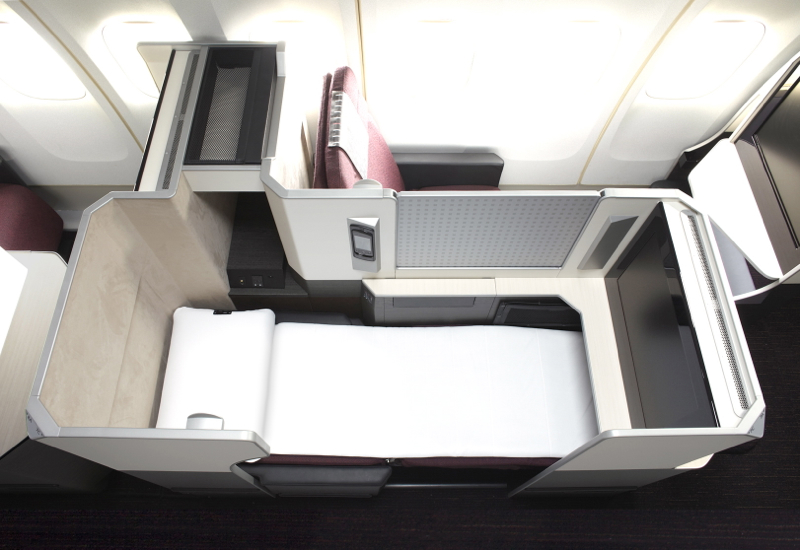 Best Business Class Airline Seats for Couples - JAL Sky Suite