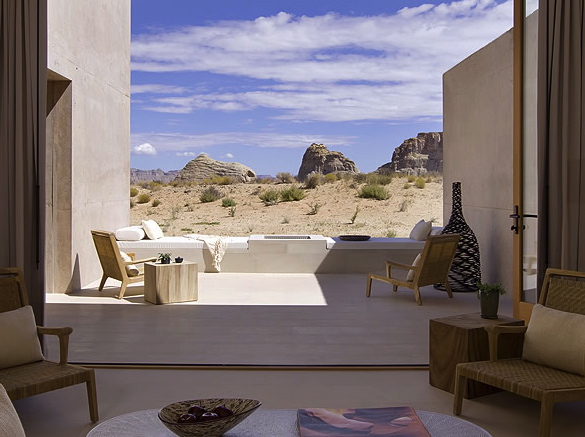 Best Luxury Hotels with a Complimentary Private Airport Transfer - Amangiri