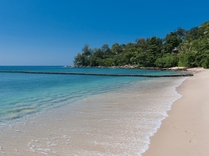 Top 10 Luxury Hotels with a Complimentary Private Airport Transfer - Trisara, Phuket Thailand