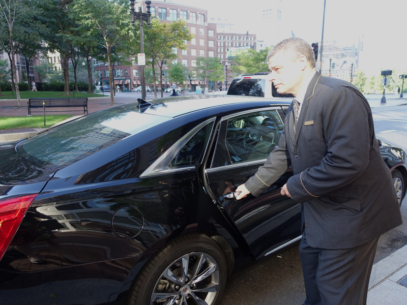 Boston Harbor Hotel Review - House Car Service