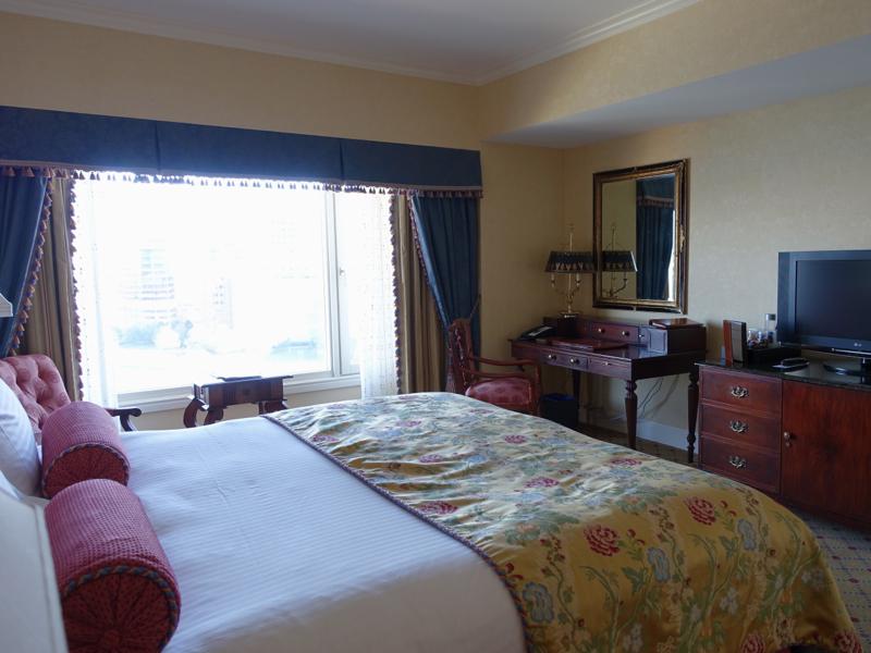 Superior Harbor View Room, Boston Harbor Hotel