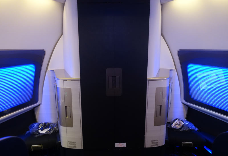 Best Seats, British Airways New First Class 747-400
