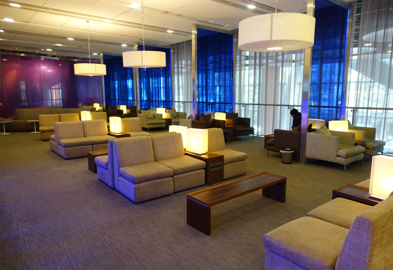 Review: British Airways Arrivals Lounge London Heathrow