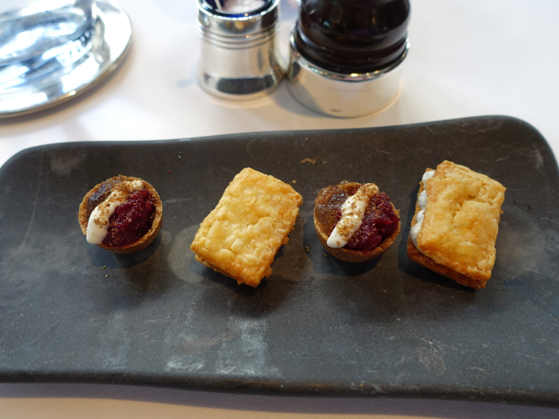 Launceston Place London Restaurant Review - Amuse Bouche
