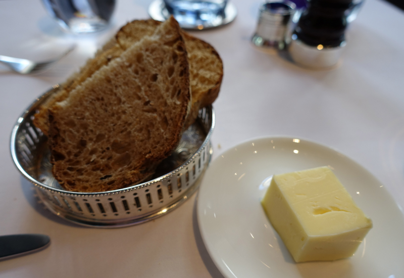 Launceston Place London Restaurant Review - Bread and Butter