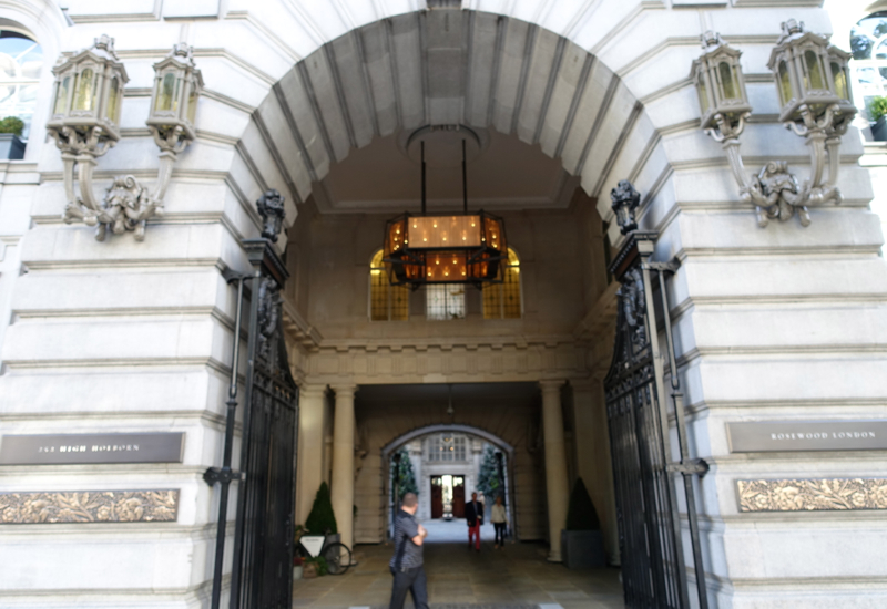 Rosewood London Hotel Review - Archway