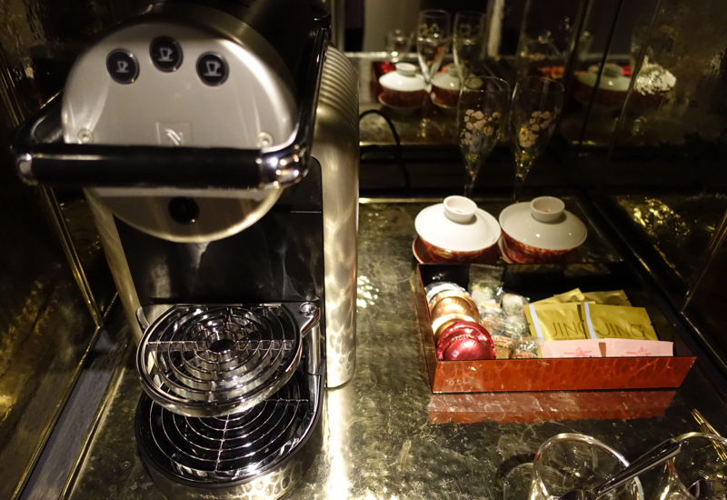 Nespresso Machine, Rosewood London