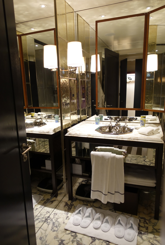 Marble Bathroom, Rosewood London