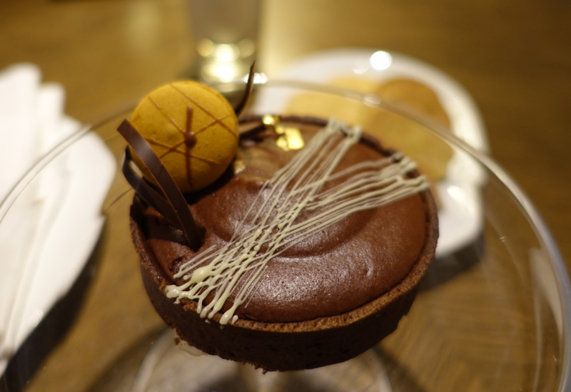 Chocolate Tart Welcome Amenity, Rosewood London