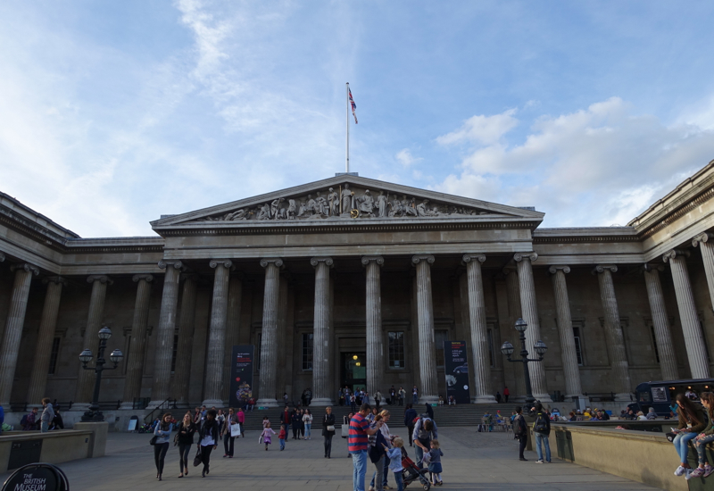 London Tips: British Museum with Kids