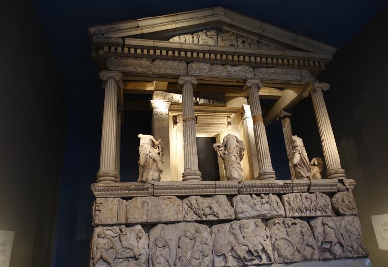 Nereid Monument, British Museum