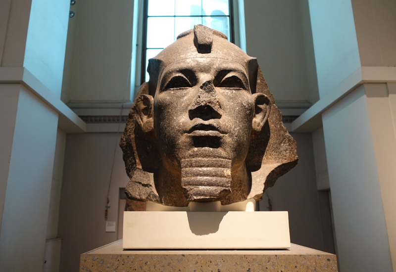 Ancient Egyptian Sculpture, British Museum