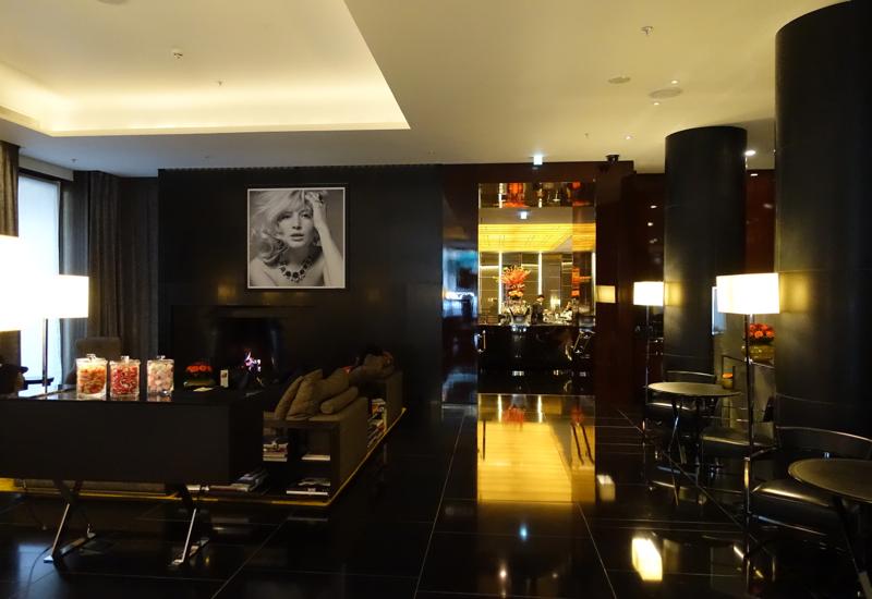 Bulgari London Hotel Lobby Lounge
