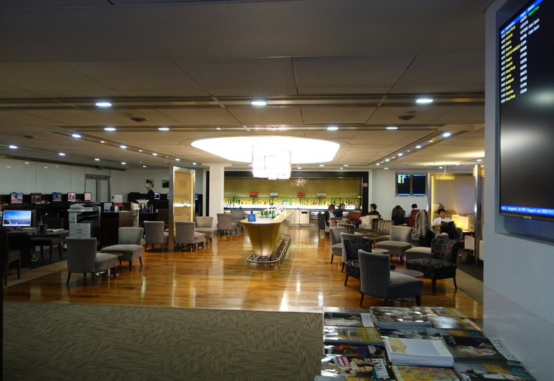 Review: British Airways First Class Lounge London Heathrow T3