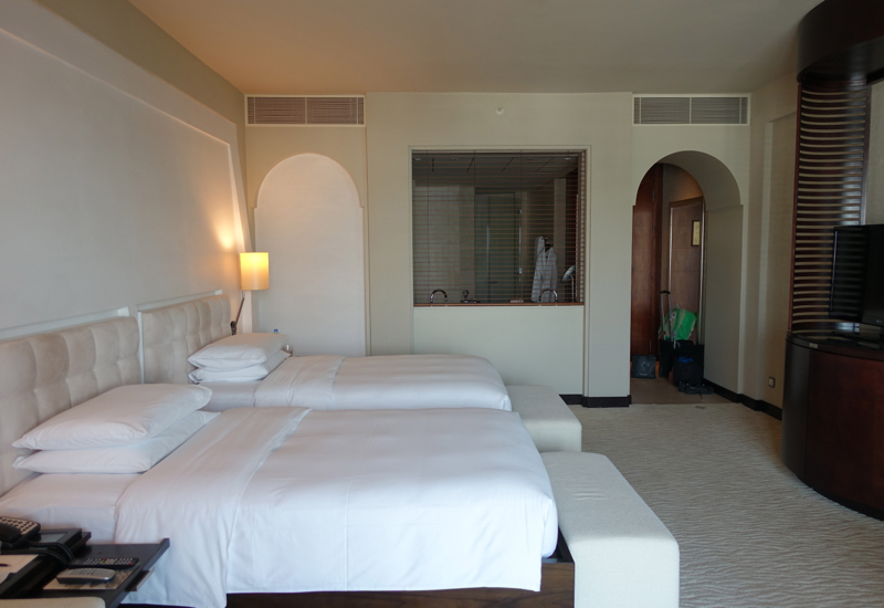 Park Hyatt Dubai Review - Park Room