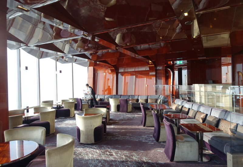 Review of At.mosphere Lounge, Burj Khalifa Dubai