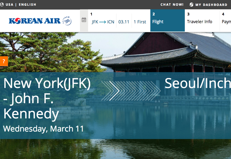 How to Redeem Korean Air SkyPass Miles for Award Travel