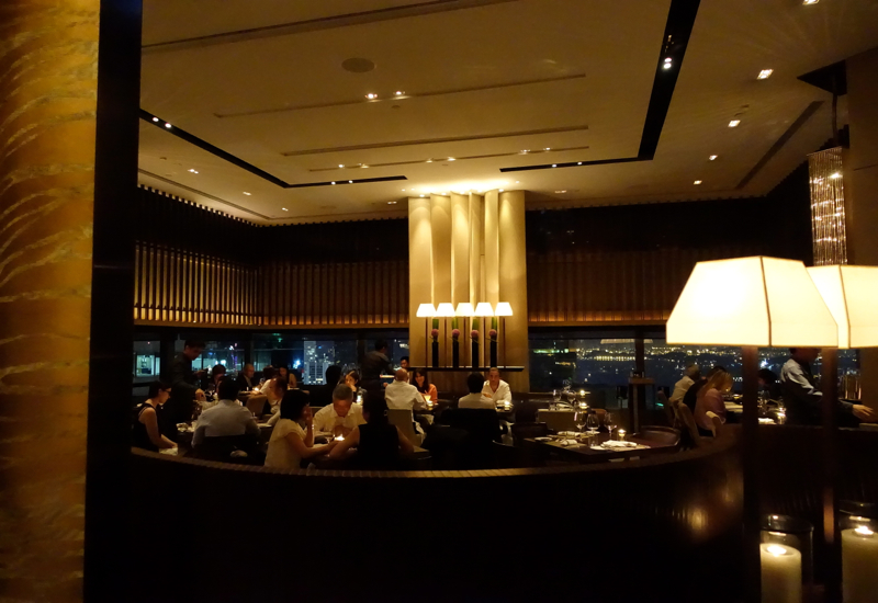 Review: Cafe Gray Deluxe at The Upper House Hong Kong