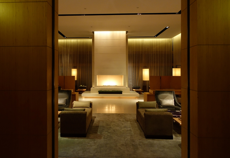 Lounge at Cafe Gray Deluxe, The Upper House Hong Kong