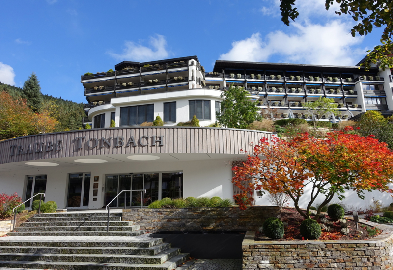 Review: Hotel Traube Tonbach, Black Forest, Germany