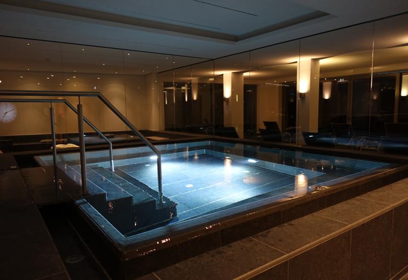 Jacuzzi Whirlpool, Hotel Traube Tonbach