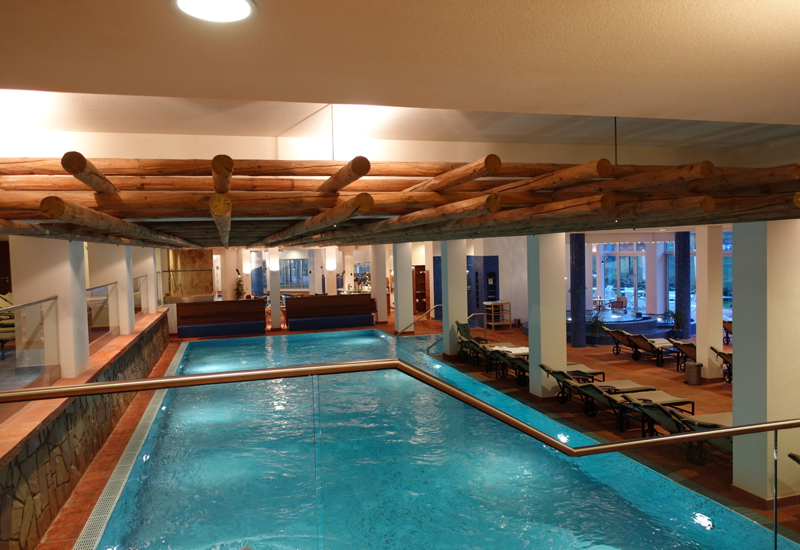 Swimming Pool, Hotel Traube Tonbach