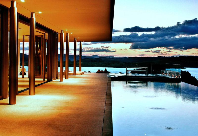 Best New Zealand Luxury Lodges - Rahimoana at Eagles Nest