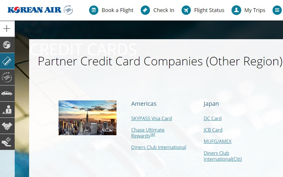 Korean Air Skypass to Return as Chase Ultimate Rewards Transfer Partner