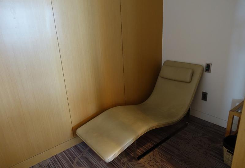 Relaxation Room, JAL Sakura Lounge, Tokyo Narita