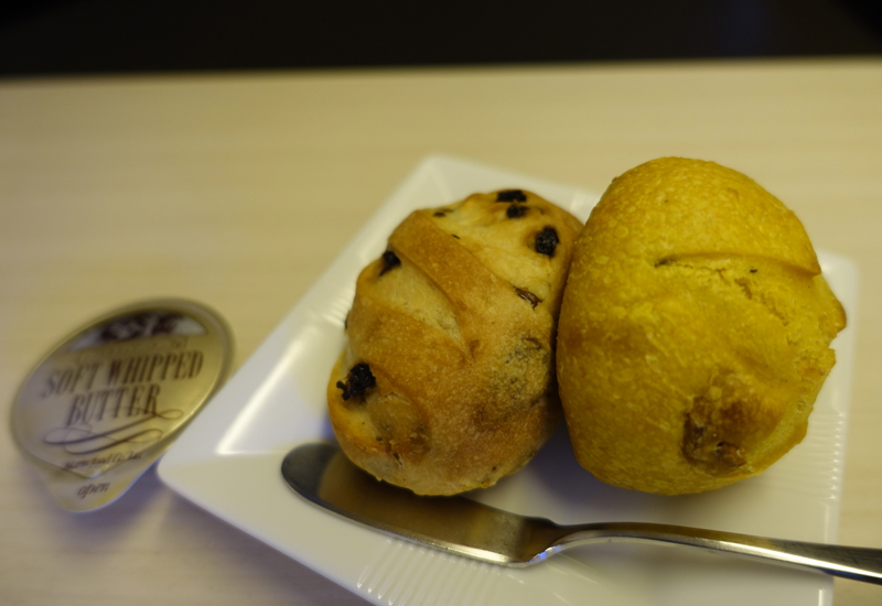 Maison Kayser Bread Rolls, JAL Business Class