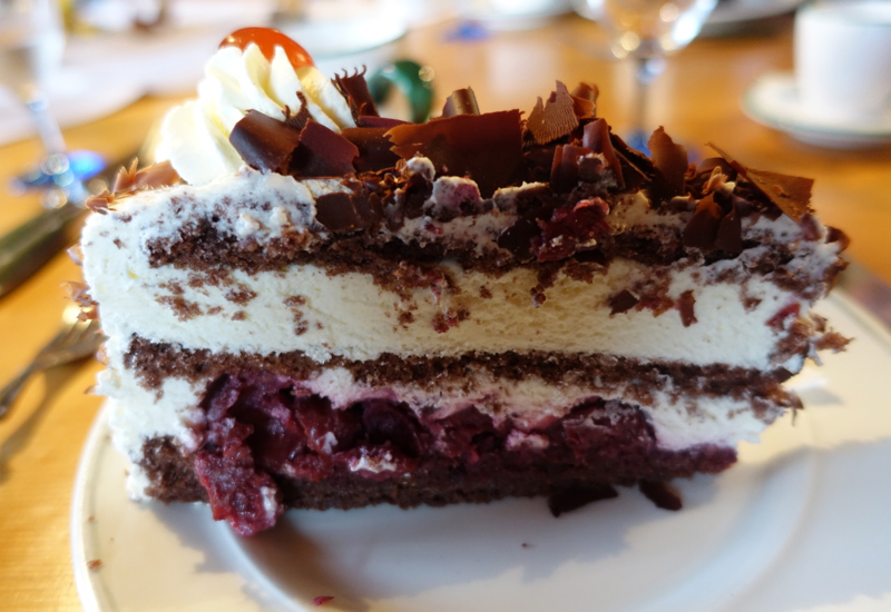 What to Eat in Germany-Black Forest Cake