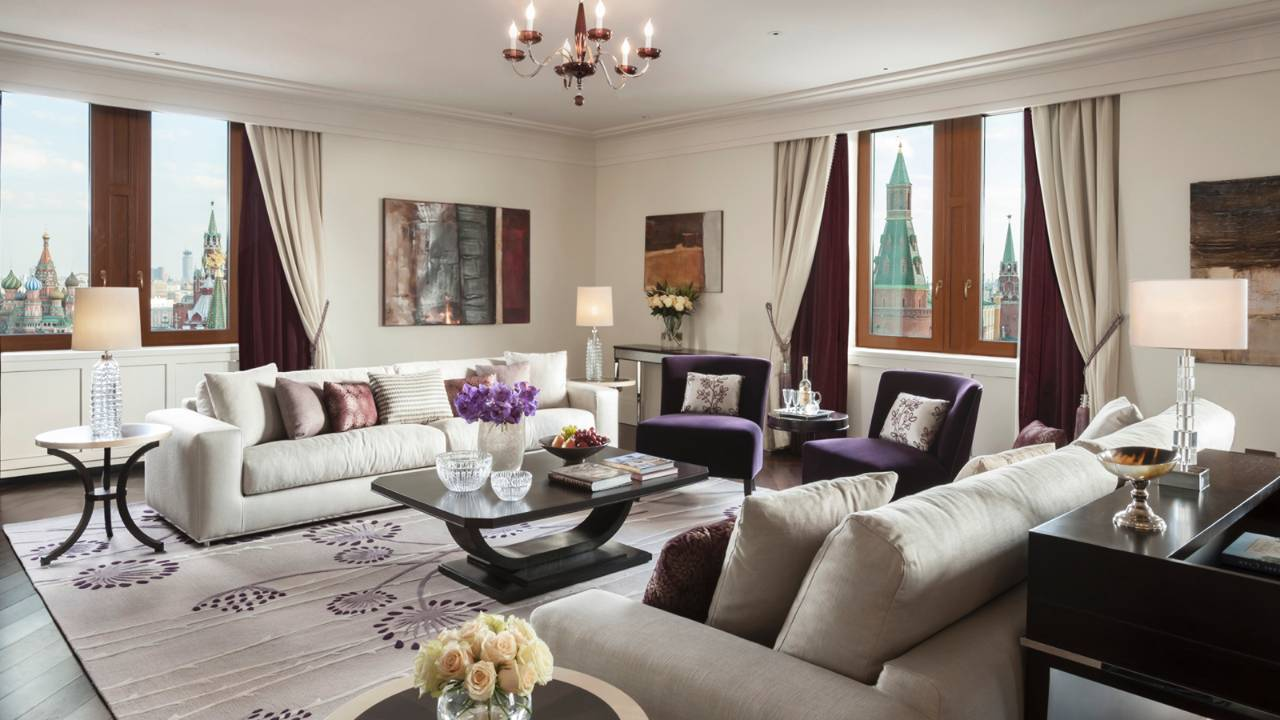 New Four Seasons Moscow: Book with FSPP Benefits