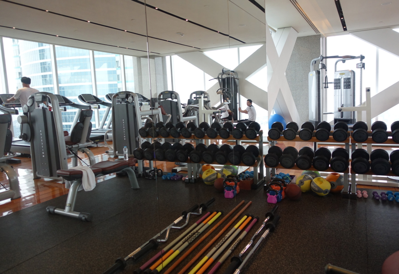 Park Hyatt Seoul Review - Fitness Center