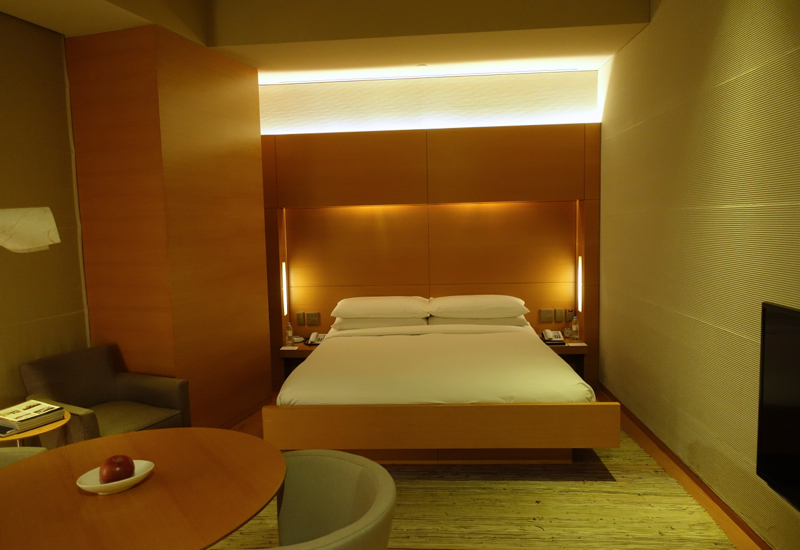 Park Hyatt Seoul Review - Park Deluxe King Bed