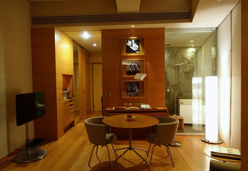 Park Hyatt Seoul Review - Park Deluxe King Room