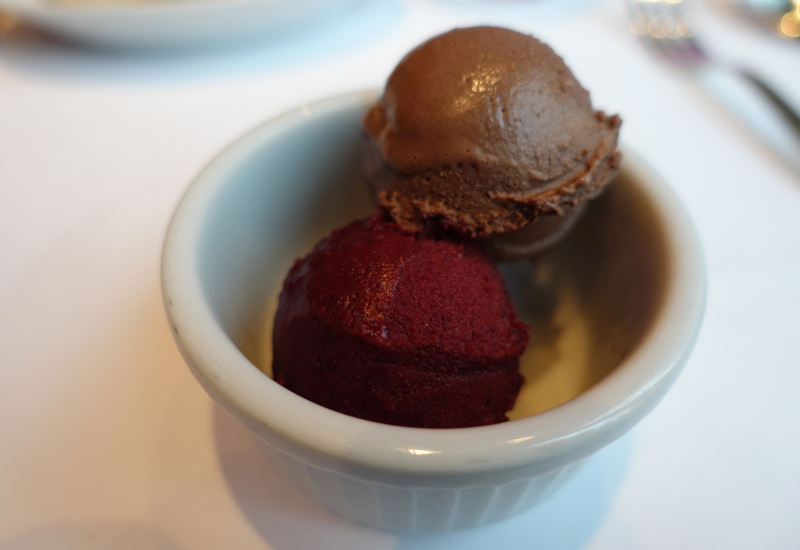 Gelato and Sorbet, Cornerstone Brunch, Park Hyatt Seoul