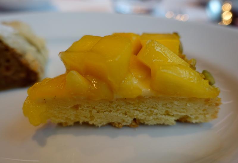 Mango Tart, Cornerstone Brunch, Park Hyatt Seoul