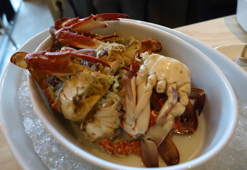 Fresh Crab, Cornerstone Brunch, Park Hyatt Seoul