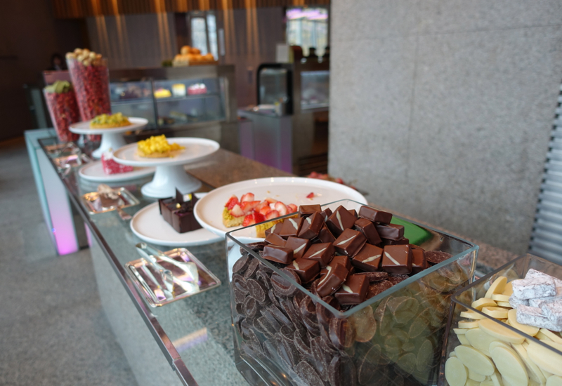 Chocolates and Desserts, Cornerstone Brunch, Park Hyatt Seoul