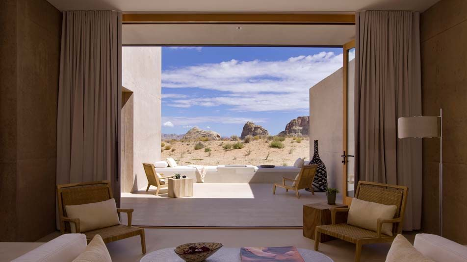 Best Grand Canyon Hotels: Amangiri, Southern Utah