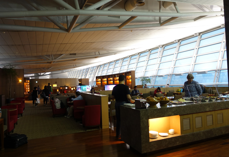 Review: Asiana Business Class Lounge, Seoul