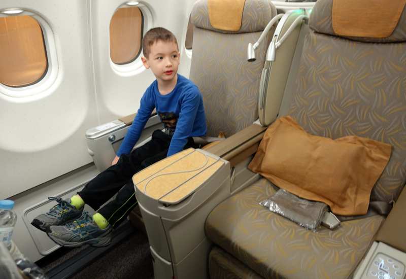 Asiana Business Class A330 Review
