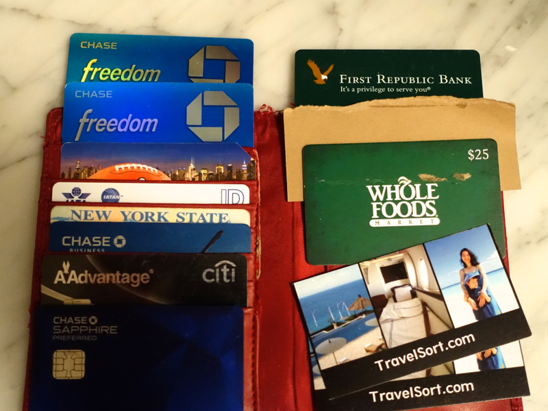 Travel Credit Cards: What's in My Wallet Now