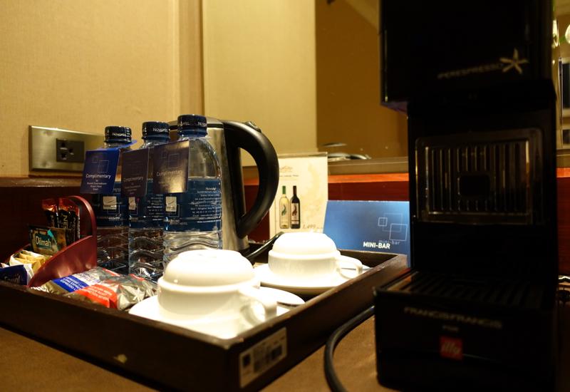 Illy Espresso Machine, Novotel Bangkok Airport Hotel
