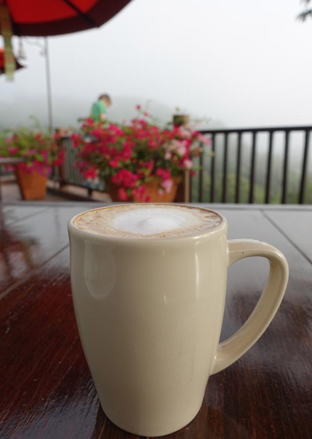 Cappuccino, Breakfast at Sala Mae Nam, Anantara Golden Triangle