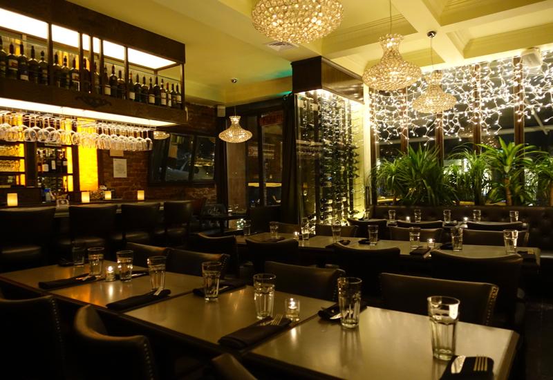Per Bacco Restaurant Paris