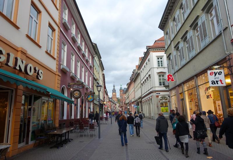 What to Do in Heidelberg: Wander the Old Town (Altstadt)