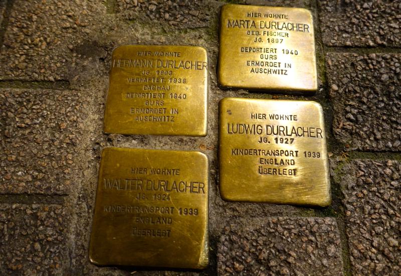Heidelberg Stolperstein