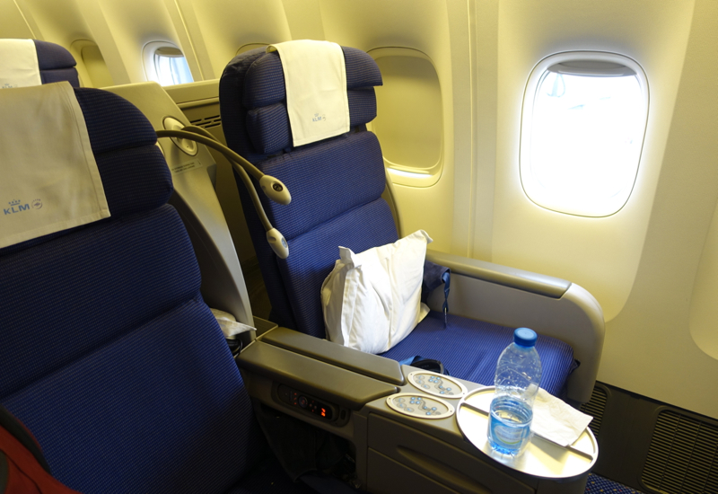 KLM Business Class 777 Review