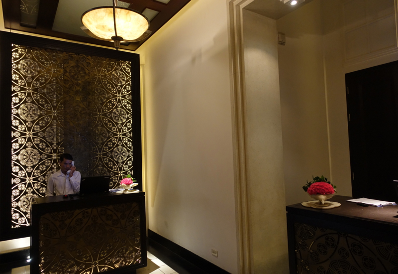 Park Hyatt Siem Reap Review - Concierge Desk and Reception